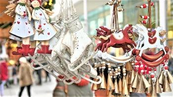 Christmas Market of Strasbourg Walking & Foodie Tour