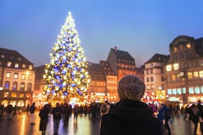 Christmas Market of Strasbourg Walking & Foodie Tour