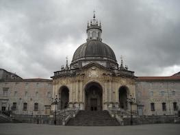 Saint Ignatius Land: The route of the three Temples