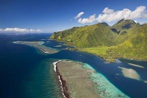 Tahiti peninsula half day group tour (Teahupoo)