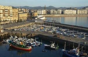San Sebastian and Gipuzkoa Coast tour from Biarritz