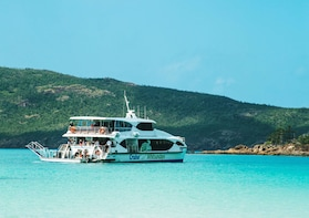 Whitehaven Beach and Hamilton Island combo
