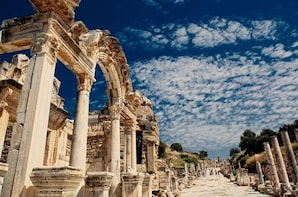 Private Archaeological Ephesus Tour From Izmir Hotel&Airport
