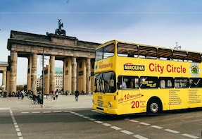 Best of Berlin hop on hop off Tour by City-Circle - 1 Day