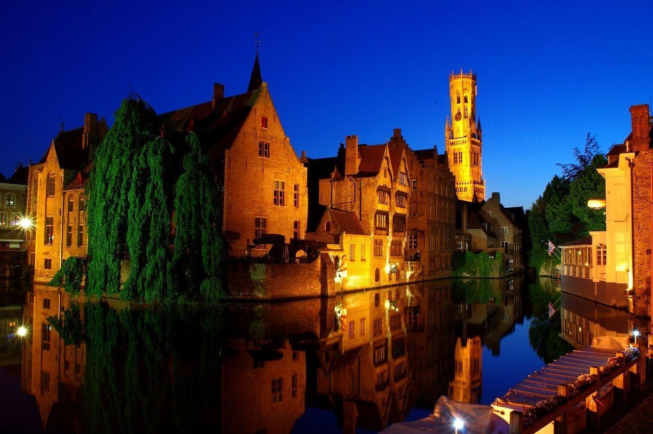 Excursion & Return Shuttle service from Zeebrugge to Bruges