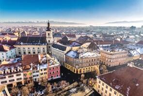 Day Trip to Sibiu Transylvania from Bucharest