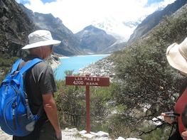 PARON LAKE in CORDILLERA BLANCA - Private full day tour