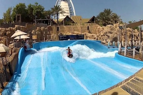 Wild Wadi Waterpark Ticket with One Way Transfer