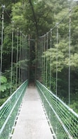 ECO-SUSPENSION BRIDGES NATURE WALK AND BEACH BREAK