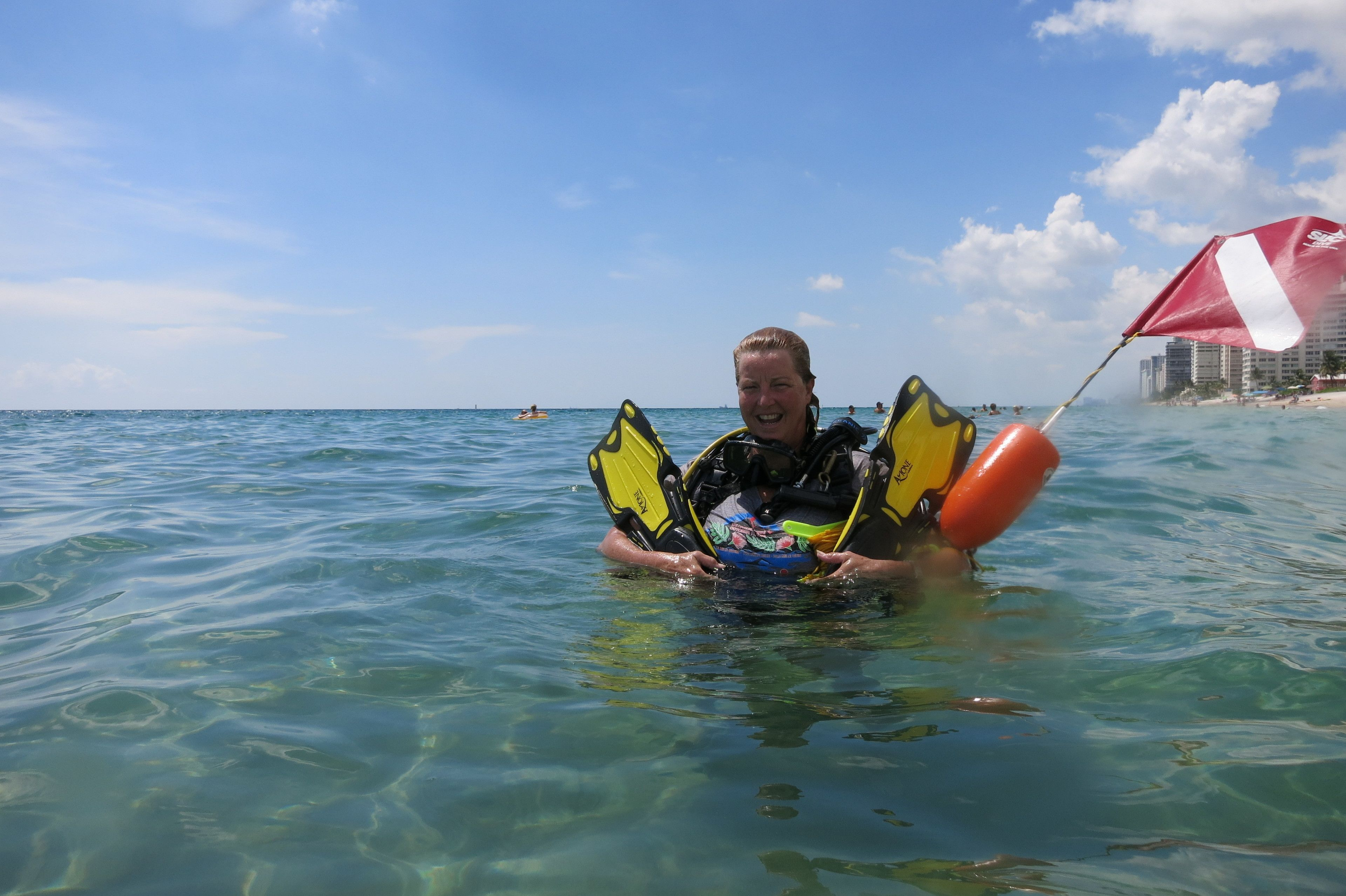 3 Day Scuba Certification - Safe, Private and Exclusive