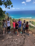 Beautiful Guided hike in North Shore, Oahu