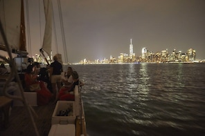 New York City Lights Sail with Live Jazz