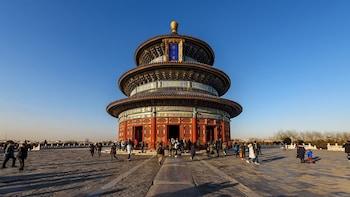 Forbidden City, Temple of Heaven & Summer Palace Bus Tour