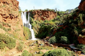 Ouzoud Waterfalls Private Day Trip from Marrakech