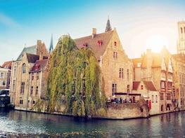Bruges, Half day walking tour, from Bruges