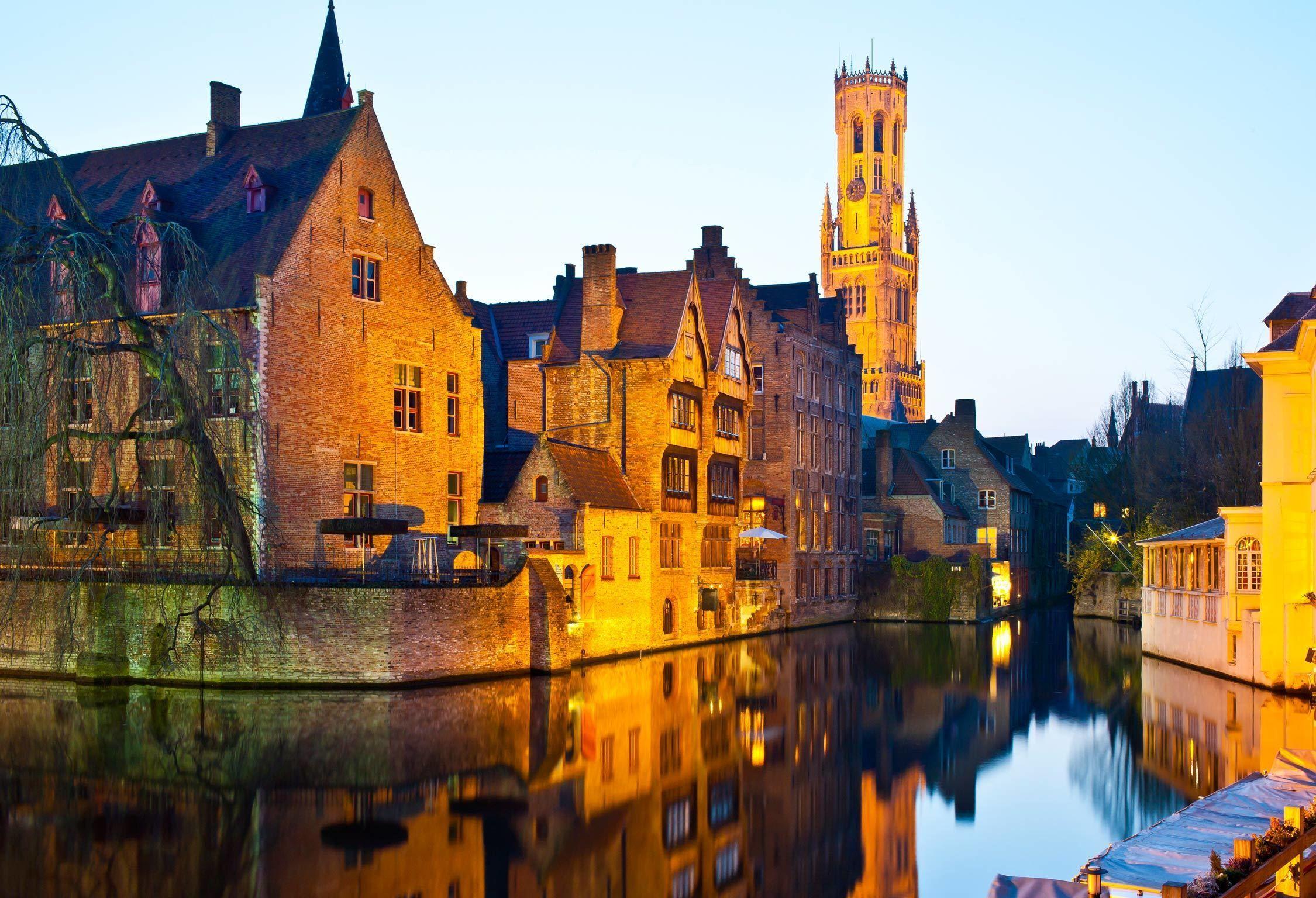 Bruges, Full day walking tour, from Bruges
