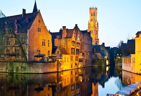 Bruges, Full day walking tour, from Bruges