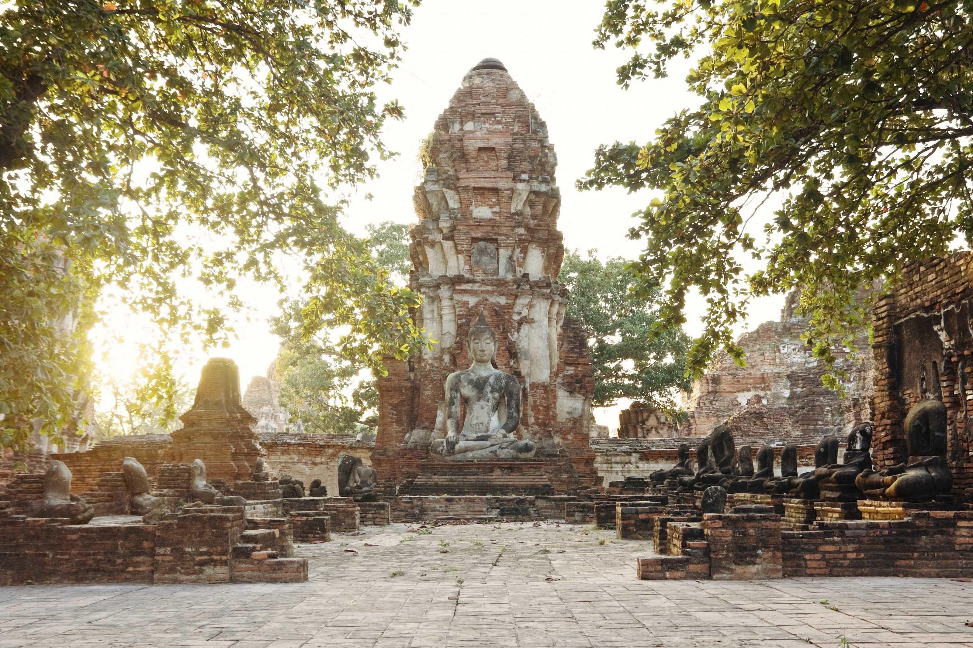 Explore Ayutthaya & Bangkok by Bicycle