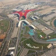 Abu Dhabi City Tour with Ferrari World Entry Ticket