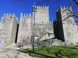 Braga and Guimarães day tour from Porto