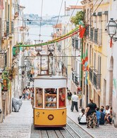 Private transfer Oporto/Lisbon and Tour Coimbra and Aveiro