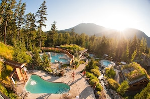 Scandinave Spa Whistler - Hydrotherapy Experience