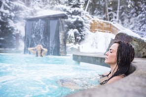 Scandinave Spa Whistler - Hydrotherapy Baths Experience