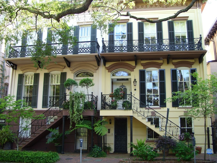 Show item 3 of 5. Stroll with a local through Savannah's Historic District