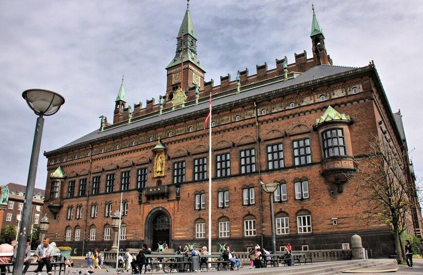 Show item 4 of 10. Explore Copenhagen - the Capital of Denmark! Private Tour