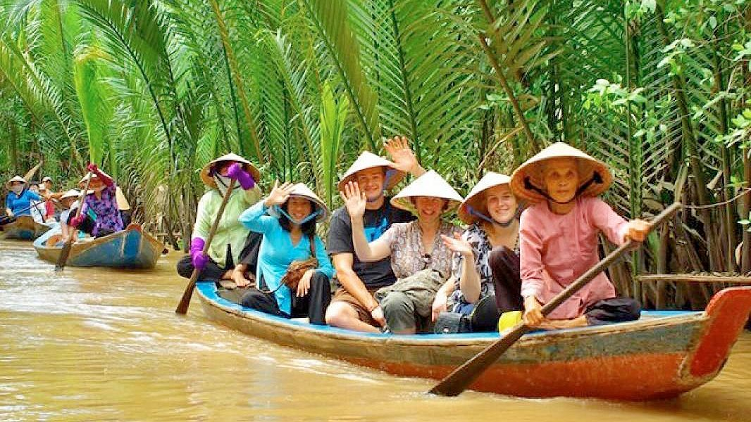 Full-Day Excursion To Mekong Delta