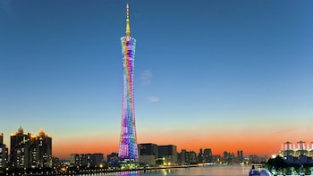Explore the old and new Guangzhou including the Canton Tower