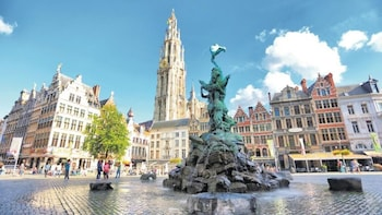 Antwerp, half day tour departure from Brussels