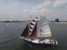 Baltimore Harbor Sail