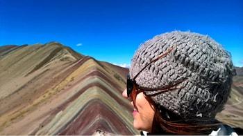 Rainbow Mountain Hike - Big Groups