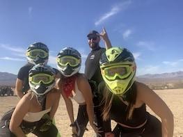 ATV Hidden Valley Fun Run Half Day Tour