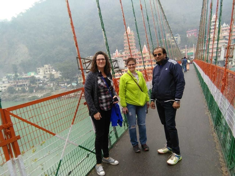 Show item 1 of 6. 3 Day Haridwar & Rishikesh Cultural Experience