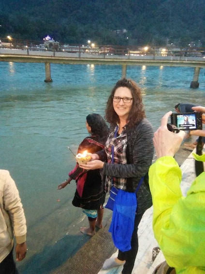 Show item 4 of 6. 3 Day Haridwar & Rishikesh Cultural Experience