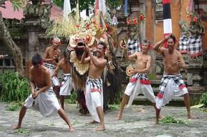 Amazing 2 Days Tours-Ubud Art Village-Barong dance