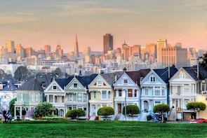 Painted Ladies Tour with Exclusive Victorian Houses