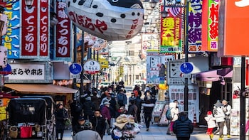 Osaka Half-day Private Custom Tour with Licensed Guide
