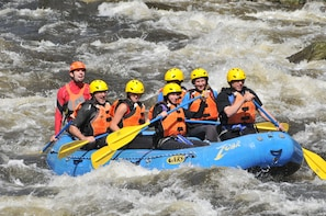 Rafting on Vermont's Best Whitewater