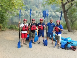 Rogue River Hellgate Canyon Full Day Rafting and Kayaking
