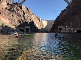 Hoover Dam Kayak Tour Full Day