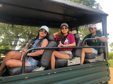 Private Safari at Udawalawe Park from Galle & Weligama