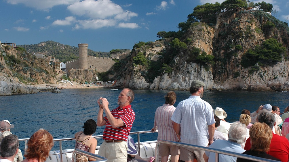 Show item 2 of 10. Costa Brava and Boat Ride with Small Group & Hotel Pick-up