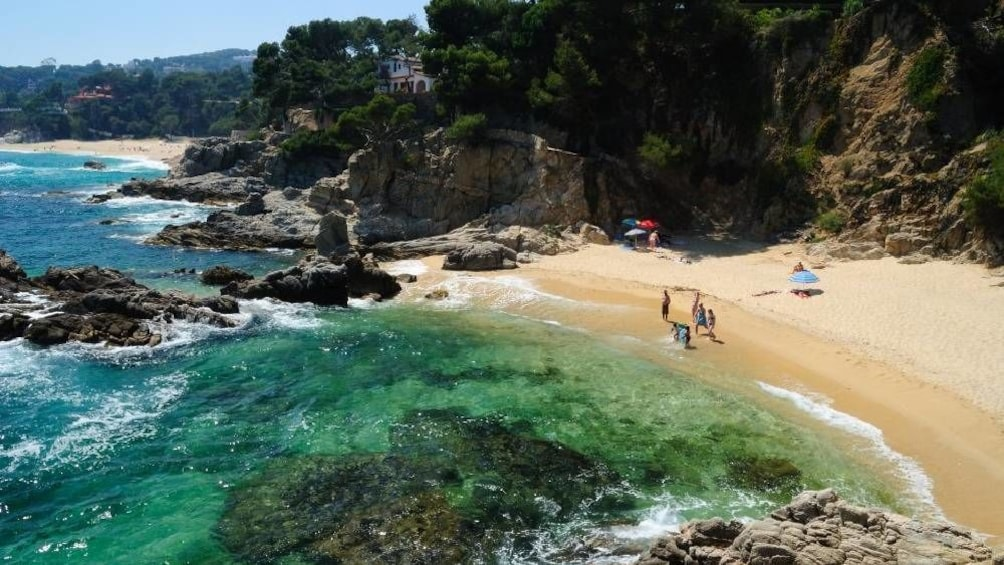 Show item 10 of 10. Costa Brava and Boat Ride with Small Group & Hotel Pick-up