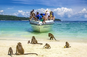 Phi Phi Island Full Day Tour by Big Boat from Phuket