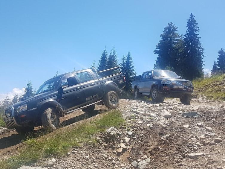 Show item 1 of 1. Jeep Adventure in the Mystic Strandzha Mountain