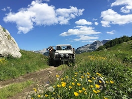 Jeep Adventure in the Mystic Strandzha Mountain
