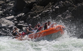 Salmon River Full Day Rafting or Kayaking Trip